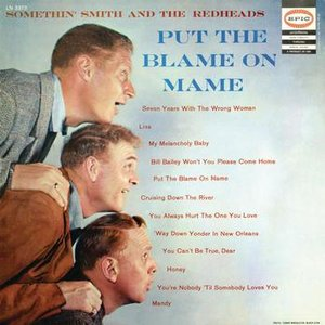 Image for 'Put The Blame On Mame'