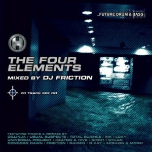 Image for 'The Four Elements   Water EP'