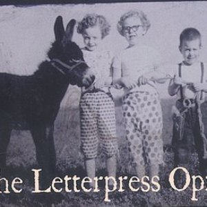 Image for 'The Letterpress Opry'