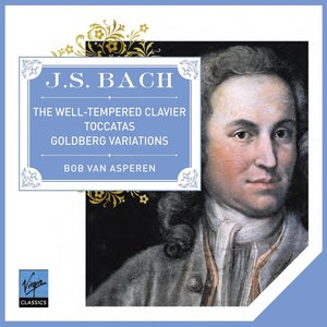 Image for 'Bach Well-Tempered Clavier Goldberg Variations Toccatas'