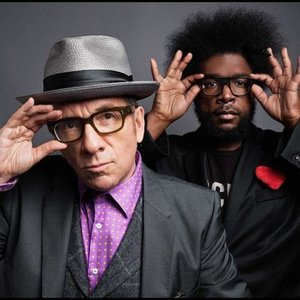Imagem de 'Elvis Costello and The Roots'