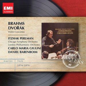 Bild für 'Brahms: Violin Concerto'