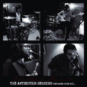 Image for 'The Antimotion Sessions'