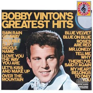 Image for 'Bobby Vinton's Greatest Hits'