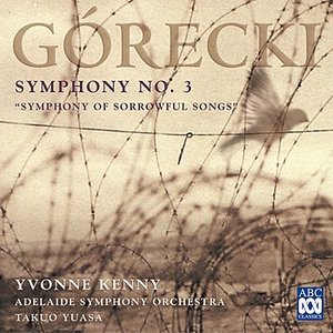 Immagine per 'Gorecki - Symphony No. 3 'Symphony of Sorrowful Songs''