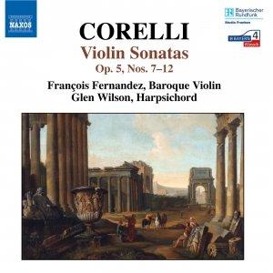 Bild för 'CORELLI: Sonatas Op. 5 Nos. 7-12'