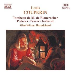 Imagem de 'COUPERIN, L.: Tombeau de M. de Blancrocher / Preludes'