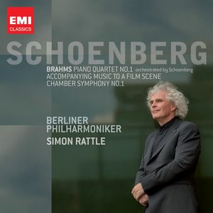 Image for 'Schoenberg: orchestral works'