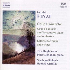 Image for 'FINZI: Cello Concerto / Grand Fantasia and Toccata / Eclogue'