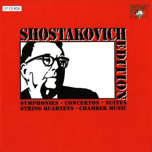 Image for 'Shostakovich Edition'