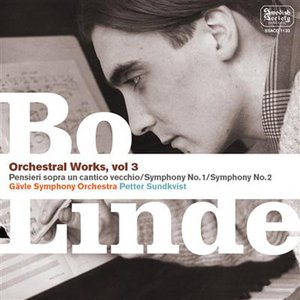 Image for 'Orchestral Works, Vol. 3'
