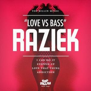 Image for 'Love vs Bass EP'
