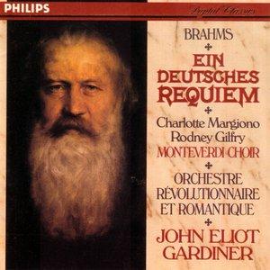 Image for 'Ein deutsches Requiem, Op. 45 (Monteverdi Choir, Orchestre Révolutionnaire et Romantique feat. conductor: John Eliot Gardiner)'