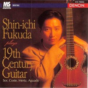 Image for 'Shin-Ichi Fukuda Plays 19th Century Guitar'