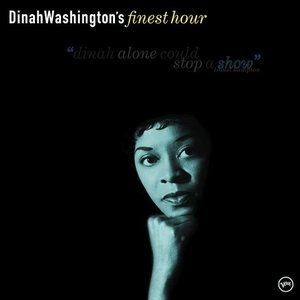 Image for 'Dinah Washington's Finest Hour'