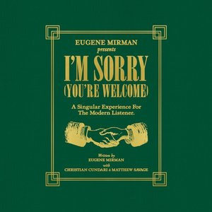 Image for 'I'm Sorry (You're Welcome)'