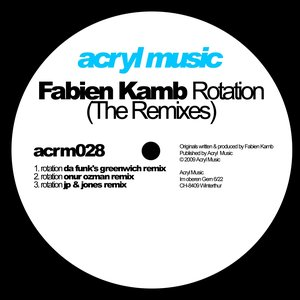 Image for 'Rotation (The Remixes)'