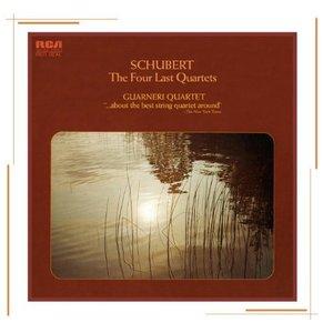 Image for 'Schubert: String Quartets'