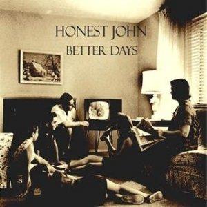 Image for 'Honest John - Better Days EP'