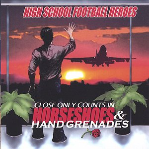 Image for 'Close Only Counts in Horseshoes and Handgrenades'