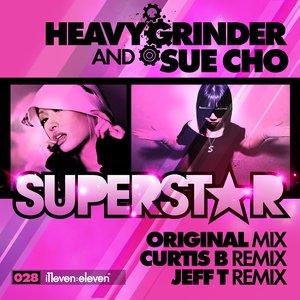 Image for 'Heavygrinder, Sue Cho - Superstar'
