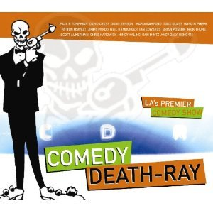 Image for 'Comedy Death Ray'