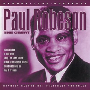Image for 'The Great Paul Robeson'