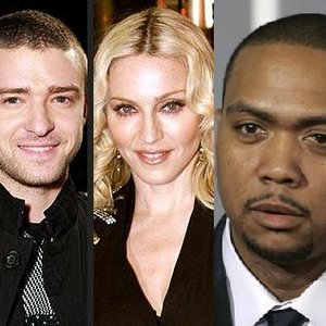 Image for 'Madonna featuring Justin Timberlake and Timbaland'