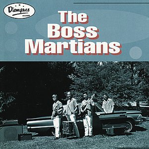 Image for 'The Boss Martians'