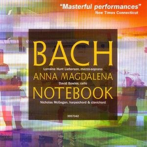 Image for 'J.S. Bach: The Notebooks Of Anna Magdelena Bach'