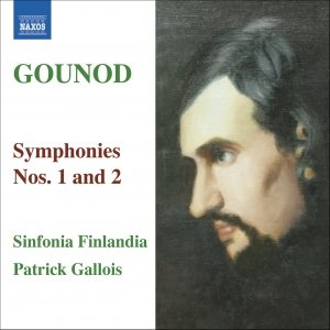 Image for 'GOUNOD: Symphonies Nos. 1 and 2'