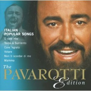 Image for 'The Pavarotti Edition, Vol.10: Italian Popular Songs'