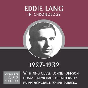 Image for 'Complete Jazz Series 1927 - 1932'
