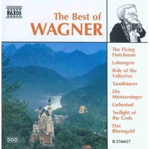 Image for 'WAGNER, R.  (THE BEST OF)'
