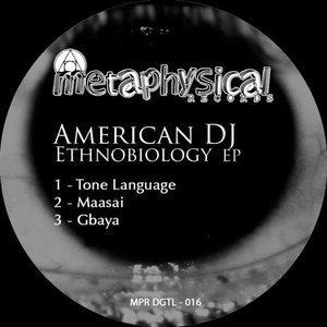 Imagem de 'AMERICAN DJ - Ethnobiology EP'
