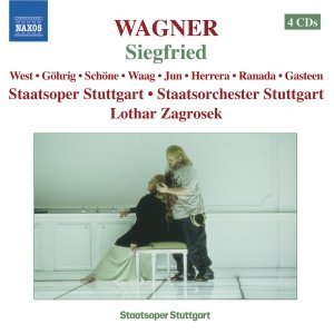 Image for 'WAGNER, R.: Siegfried (Ring Cycle 3)'