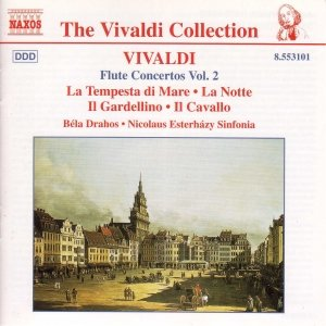 "Image for 'Flute Concerto In D Major, Op. 10, No. 3, Rv 428, ""Il Gardellino"": II. Largo Cantabile'"