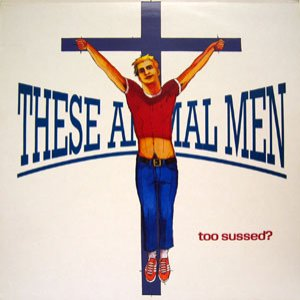 Image for 'Too Sussed? E.P.'