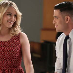Image for 'Dianna Agron, Mark Salling'
