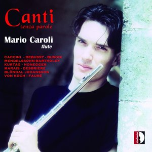 Image for 'Canti senza parole'