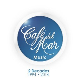 Immagine per 'Café del Mar Music - 2 Decades (1994 - 2014)'