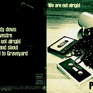 Image for 'We're not Alright E.P'