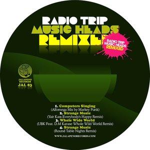 Imagem de 'Music Heads Remixed'