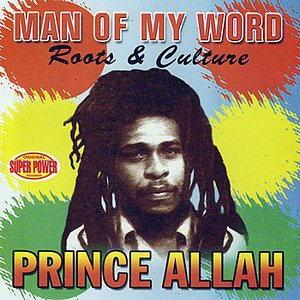 Image for 'Man Of My Word (Roots & Culture)'