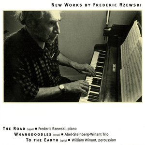 Image for 'New Works by Frederic Rzewski'