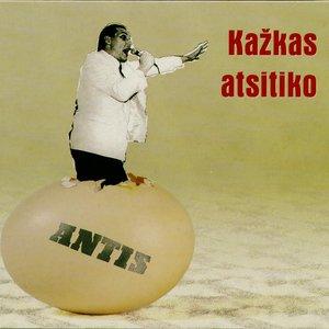 Image for 'Kazkas Atsitiko'