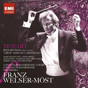 Image for 'Mozart: Requiem & Mass in C minor'