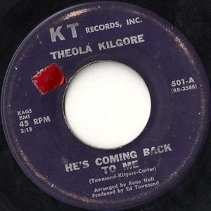 Imagem de 'He's Coming Back To Me / I'll Keep Trying'