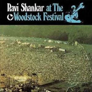 Bild för 'Ravi Shankar at The Woodstock Festival'