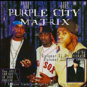 Immagine per 'Purple City Matrix'